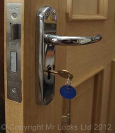 Newport Locksmith BS3261 Mortise Saslock