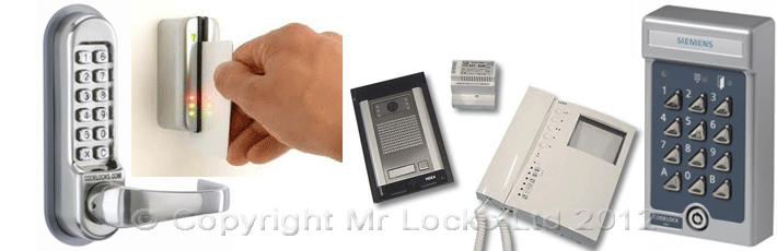 Newport Locksmith Access Control