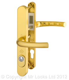 Newport Locksmith PVC Door Handle
